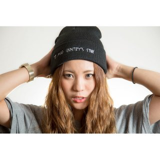 [TMCS] LOGO BEANIE<img class='new_mark_img2' src='//img.shop-pro.jp/img/new/icons5.gif' style='border:none;display:inline;margin:0px;padding:0px;width:auto;' />
