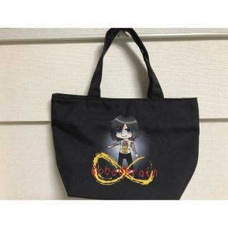 [BST] gobadbrain Character lunch tote bag
