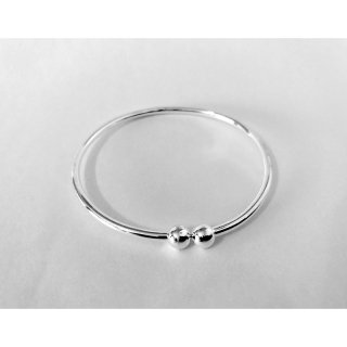 [TMCS] SILVER BANGLE<img class='new_mark_img2' src='//img.shop-pro.jp/img/new/icons5.gif' style='border:none;display:inline;margin:0px;padding:0px;width:auto;' />