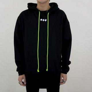 [FS] green diamond hoodie