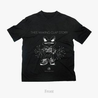 [TMCS] TMCS×DRESSCODEコラボTシャツ (Designed by 逹瑯 from MUCC) BLACK