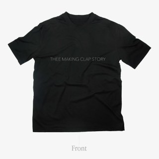 [TMCS]  TMCSチャリティーTシャツ (Designed by NEO-ZIPANG) BLACK