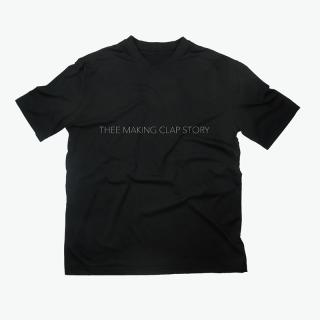 [TMCS]  TMCSチャリティーTシャツ (Designed by NEO-ZIPANG) BLACK