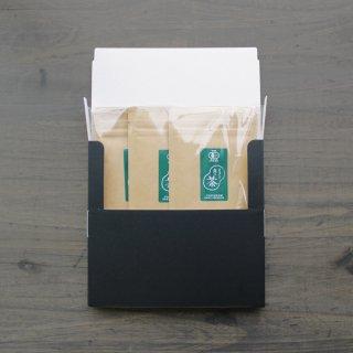 ●セット●『まるごと食べ茶ギフトセット』40g×3袋【農薬不使用・有機JAS認定】100%宮崎産