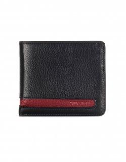 トルコ レザー 財布 ブラック 牛革100% 1510