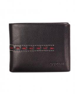 トルコ レザー 財布 ブラウン 牛革100% 1565