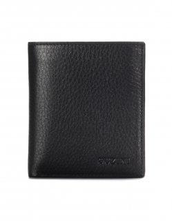 トルコ レザー 財布 ブラック 牛革100% 1587