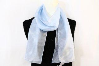 トルコ製 オリジナルシルクスカーフ シルク100% ーID S139