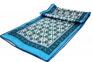 トルコ製 オリジナルシルクスカーフ シルク100% ーID S101−6