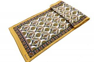 トルコ製 オリジナルシルクスカーフ シルク100% ーID S102−6