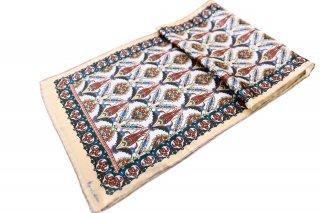 トルコ製 オリジナルシルクスカーフ シルク100% ーID S102−7
