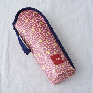 【Redline】哺乳瓶ケース ピンクドット柄