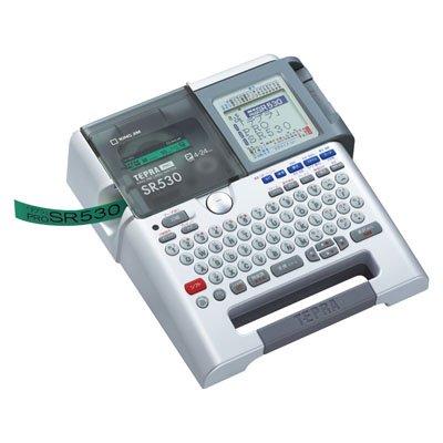 テプラPRO本体 4〜24mm幅テープ対応 SR530