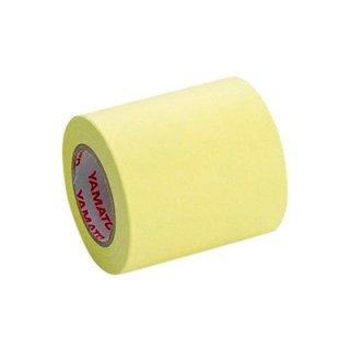 ヤマト メモックロールテープ詰替用 1巻入り 50mm×10m 黄