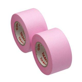 ヤマト メモックロールテープ詰替用 2巻入り 25mm×10m ローズ