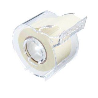 ヤマト メモックロールテープカッター付 1巻入り 25mm×10m 白
