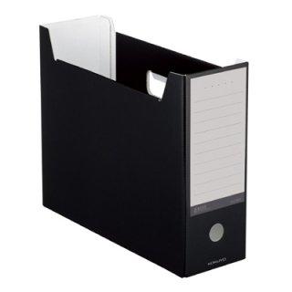 コクヨ NEOS ネオス ファイルボックス ブラック A4-NELF-D