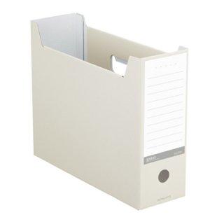 コクヨ NEOS ネオス ファイルボックス オフホワイト A4-NELF-W