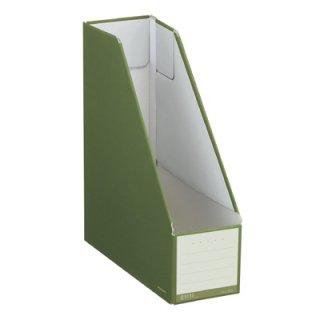 コクヨ NEOS ネオス ファイルボックススタンドタイプ オリーブグリーン フ-NEL450DG