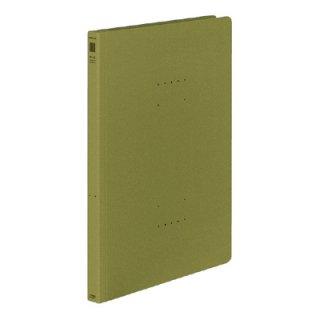 コクヨ NEOS ネオス フラットファイル A4縦 15mmとじ オリーブグリーン フ-NE10DG 10冊パック