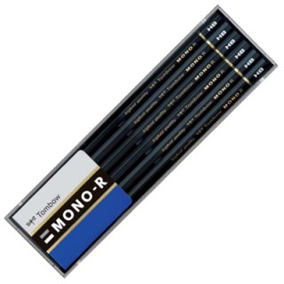 トンボ モノR鉛筆 MONO-R