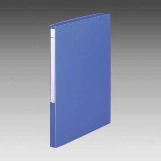 リヒトラブ パンチレスファイル A3 縦 160枚 藍 F369-9