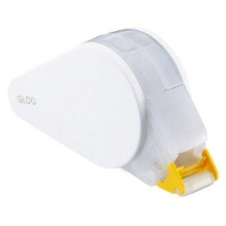 コクヨ GLOO グルー テープのり 貼ってはがせる・本体 S タ-GM411-07