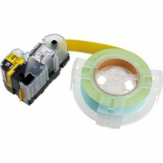 キングジム テプラ PRO 36mm幅 詰替用EXロングテープ 黄 SC36Y-EXR