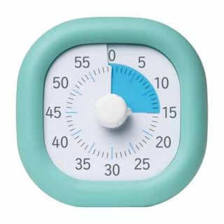 ソニック トキ・サポ 時っ感タイマー 10cm 色で時間の経過を実感 LV-3062