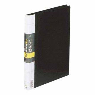 コレクト 名刺整理帳 タテ型 306枚 K-613-BK