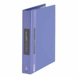 キングジム クリアーファイル カラーベース A4S 139-3