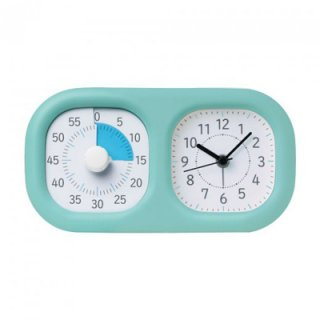 ソニック 時っ感タイマー 時計プラス 色で時間の経過を実感 LV-3521
