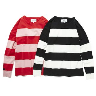 <img class='new_mark_img1' src='https://img.shop-pro.jp/img/new/icons39.gif' style='border:none;display:inline;margin:0px;padding:0px;width:auto;' />striped L/S Tshirt