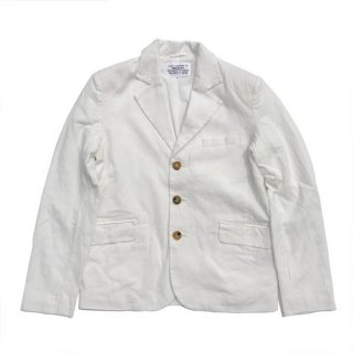gauze box jacket(white)