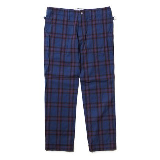 <img class='new_mark_img1' src='https://img.shop-pro.jp/img/new/icons5.gif' style='border:none;display:inline;margin:0px;padding:0px;width:auto;' />tartan army trousers N/L