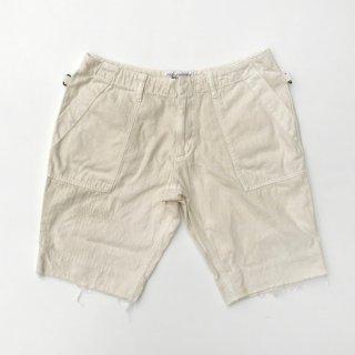 herringbone army shorts
