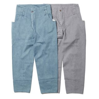 <img class='new_mark_img1' src='https://img.shop-pro.jp/img/new/icons39.gif' style='border:none;display:inline;margin:0px;padding:0px;width:auto;' />denim sarrouel pants