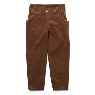 cord sarrouel pants