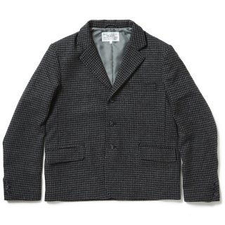 box jacket dogtooth