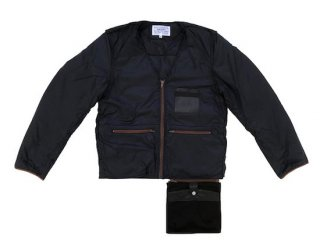 padded fishing jacket