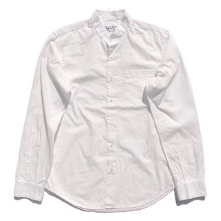 cutoff collar shirt