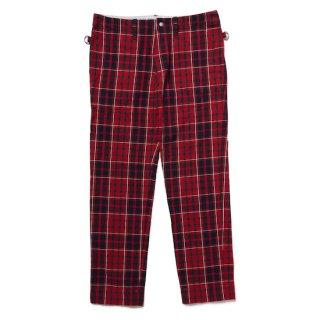 tartan army trousers N/L