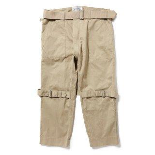 <img class='new_mark_img1' src='https://img.shop-pro.jp/img/new/icons57.gif' style='border:none;display:inline;margin:0px;padding:0px;width:auto;' />chino bondage trousers modern