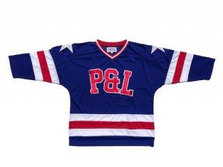 P&L hockey shirt