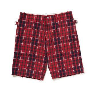 tartan army shorts