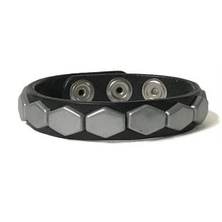 small hex wristband