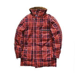 <img class='new_mark_img1' src='https://img.shop-pro.jp/img/new/icons5.gif' style='border:none;display:inline;margin:0px;padding:0px;width:auto;' />tartan slingmaster jacket