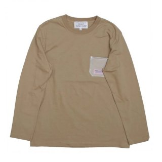 PVC pocket L/S Tshirt