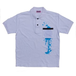 stain polo shirt