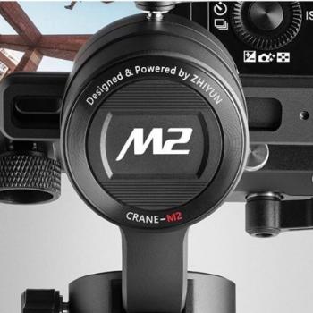 Zhiyun Crane-M2 3軸 ブラシレス 電動スタビライザー ミラーレス スマホ Gopro対応ジンバル(1年保証)